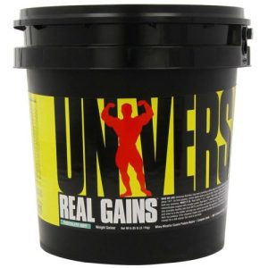 гейнер Universal Nutrition Real Gains для набора мышечной массы