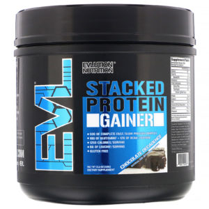 гейнер Evlution Nutrition Stacked Protein Gainer для роста мышц