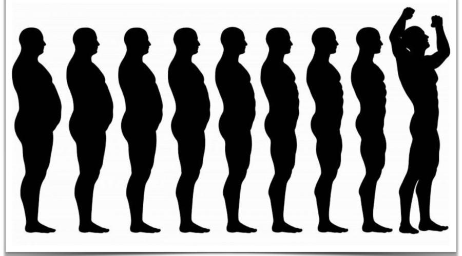 На сколько можно похудеть за месяц без вреда для здоровья