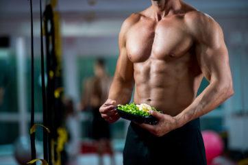 Веганский план питания для набора мышечной массы