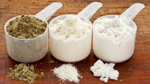 веганский план питания с протеином