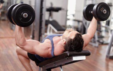 Самое эффективное упражнение для роста грудных мышц