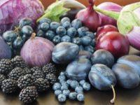 Антоцианы – ешьте продукты красного, синего и фиолетового цвета