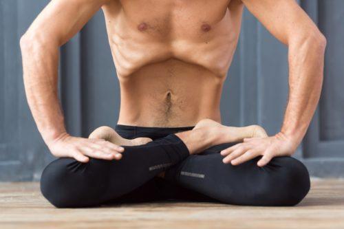 правильная техника из йоги