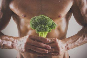 Брокколи и цветная капуста для набора мышечной массы