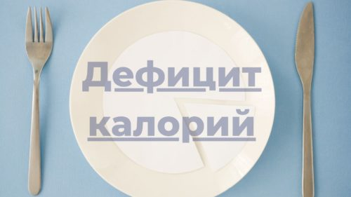 ложная гинекомастия - избавиться с помощью дефицита калорий