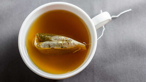 профилактика болезни - пейте зеленый чай
