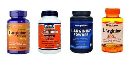 препарат л-аргинин