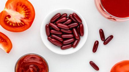 помидоры - лучший источник пигмента