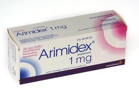 Аримидекс (анастрозол) против ксеноэстрогенов