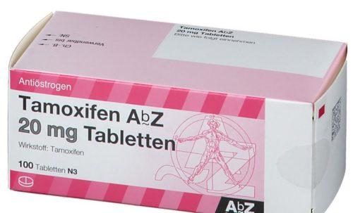 тамоксифен в борьбе против ксеноэстрогенов